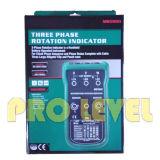 Indicatore a tre fasi portatile di rotazione (MS5900)