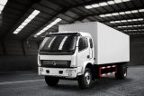 8-9tons 4X2 Box Type Light Truck