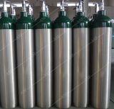 Alsafe 2017 tamanhos de alumínio de série do cilindro de oxigênio