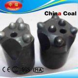 Буровой наконечник кнопки буровых наконечников утеса кнопки резьбы стали углерода