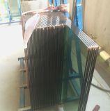 Vidro de isolamento do fabricante de China do material de construção