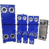 Alto Thermal Efficiency Plate Heat Exchanger per Cooling (M10B/M10M uguali)
