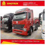 直接工場HOWO A7 6X4 420HP頑丈なトラクターのトラック