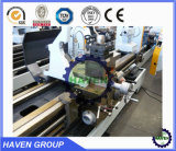 Máquina CS6250CX2000 del torno del metal del alto rendimiento