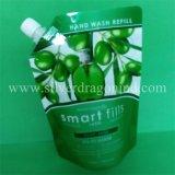 Zak van de Zak van de Druk van de kwaliteit de Verpakkende Stand-up met Spuiten voor Sap