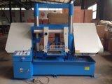 回転式鋸引き機械GHz4250水平バンド鋸引き機械