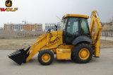 Caricatore Jx45 dell'escavatore a cucchiaia rovescia di alta qualità per costruzione da vendere