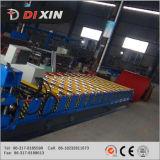 Tuile ondulée galvanisée par toiture de tôle d'acier d'Alibaba faisant la machine colorer le roulis en acier formant la machine