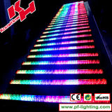 240PCS RGB 8 Sección LED arandela de la pared