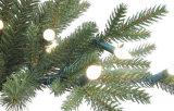 10.5 FT. Как раз отрежьте рождественскую елку люкс ели Aspen искусственную с цветом 1100 отборное, котор СИД освещает (MY100.077.00)