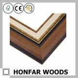 Blocco per grafici antico europeo di Pocture del blocco per grafici di legno solido