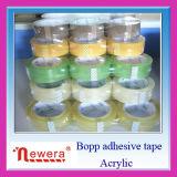 夕食のカートンのパッキングカートンのシーリングのための明確な紙箱包装テープパッキングテープ