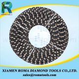 鉄筋コンクリートのためのRomatoolsのダイヤモンドワイヤー