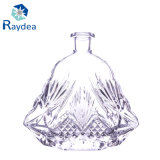 Изготовленный на заказ упаковывая бутылка бесцветного стекла 750ml с стеклянной крышкой