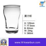 De Kop van het Glas van het Water van de Thee van de goede Kwaliteit voor het Drinken van Glaswerk kb-Hn008