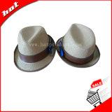 麦わら帽子のペーパー帽子の日曜日の帽子のソフト帽の帽子