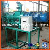 高く効率的な肥料の放出装置