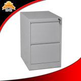 Stahlfach-Schrank der büro-Möbel-zwei