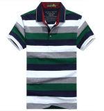 Рубашка пола цвета изготовленный на заказ людей высокого качества смешанная Striped
