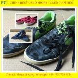 Sapatas usadas por atacado confortáveis do esporte das sapatas dos homens (FCD-005)