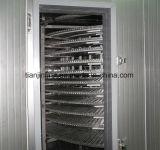 Macchina di congelamento commerciale del congelatore a spirale rapido dell'alimento