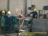 Fibra resistente da alta temperatura del acero del extracto del derretimiento