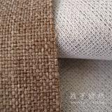 Tissu de lin en polyester pour textile domestique