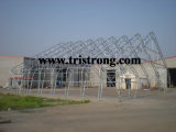 Almacén industrial grande de la estructura de acero del palmo del taller los 20m (TSU-6549)