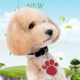 Tag de cão da alta qualidade personalizado