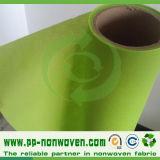 El embalaje del tubo PP tela no tejida rollo