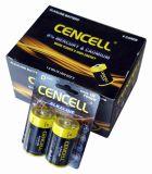 De super Batterij van Cencell van de Macht Alkalische Droge