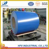 Количество Suppply фабрики сразу хорошее Prepainted гальванизированная стальная катушка