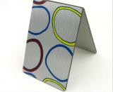 Панель панели печатание алюминиевая составная