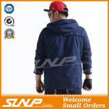 Одежда куртки способа оптовых людей Соединени-Ткани OEM вскользь