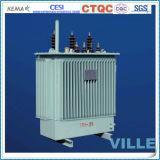 transformateur d'alimentation de la série 6kv/10kv Petrochemail de 1mva S9-Ms