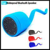 Hook Clipエムピー・スリーPlayerの無線Waterproof Bluetooth Silicone Speaker