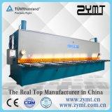 Hydraulische /Metal Scherende van de Machine van de Guillotine (zys-10*8000) Scherpe Machine met Certificatie Ce en ISO9001
