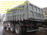 Тележки сброса подземной разработки Sinotruk 70 тонн специальной конструкции для моих условие 10tires работы зеленого цвета 371HP рукоятки