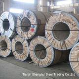 Bobina del acero inoxidable de la alta calidad (grado de ASTM 201)