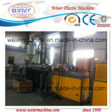 PP PE Spiral Protective Sheath Tube Machinery PE Spiral Wrapping Band Linha de Produção Spiral Protective Pipe Machine