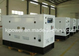 Cummins Engine著100kVA Soundproof Diesel Genset Powered