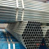 Tubo de acero suave de la estructura flúida redonda de ERW