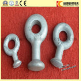 Hot-DIP Galvanized Ball Eyes Clevis pour les raccords de connexion Hardware