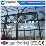 Prefabricated Structural Steel Shed/Warehouse/Workshop