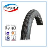 Neumático popular de la motocicleta del patrón (3.50-10)