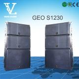 "Geo S1230は選抜する12 ""専門のプロラインアレイスピーカーを"
