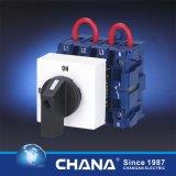 interruptor rotativo da série da isolação de 4pole DC/AC