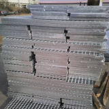 Serrated/normale Steel Bar Grating per Construction
