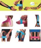 2017 Thérapie Physiologie Sports Muscle Athlète Cintre Kinesio Ruban pour bébé Kinésiologie Ruban pour bébé Bébé Kinesio Kinesiology Tap