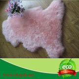 Coperta della pelliccia della pelle di pecora di disegno di modo
